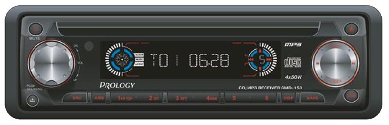 Автомагнитола Prology CMD-150 B\G FRONT PANEL в Перми от