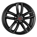 1000 Miglia MM1011 7x16 5x112 ET42 57,1 Dark Anthracite High Gloss